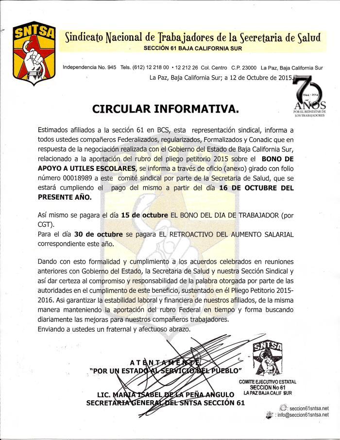Circular Informativa0001