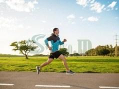 Berlari untuk mengecilkan perut