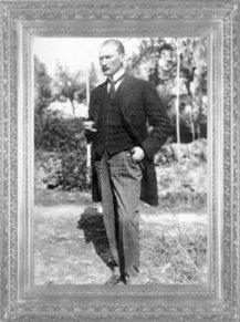 Mustafa Kemal, Sivas Kongresi günlerinde (1919)
