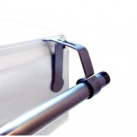 support de tringle a rideaux o16 a 20mm