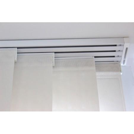 kit rail panneaux japonais longueur 2 metre