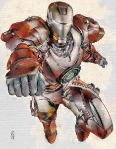 Marco Turini Iron Man
