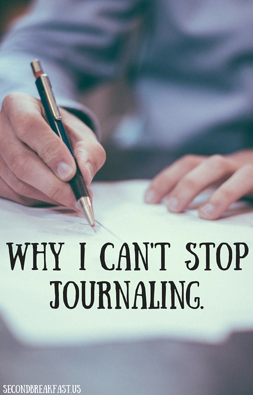Why I Can't Stop Journaling.