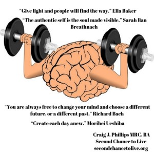 """Getting Past a """"Fast Food"""" and a """"Microwave"""" Mindset to Enjoy Life (click on the picture to enlarge poster)"""
