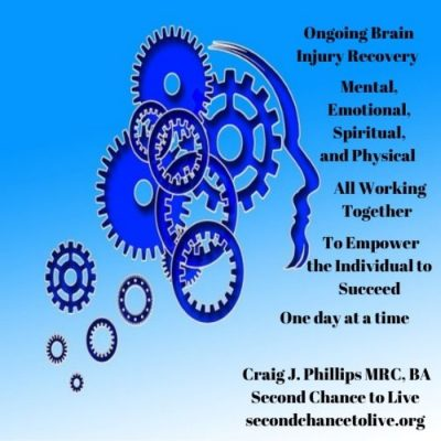 Second Chance to Live 11 eBooks for Ongoing Brain Injury Recovery