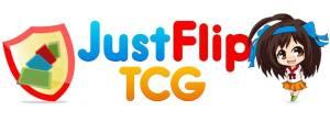 Just Flip TCG Logo