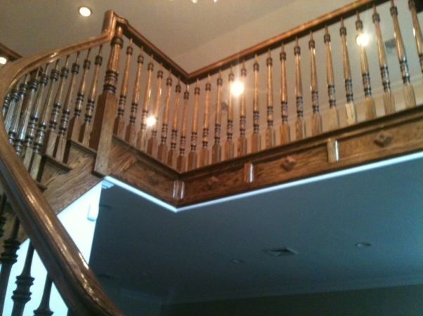 Stairs – Custom Wooden Stairs Railing Manufacturers In Brooklyn   Second Generation Wood Stairs   Presentation Transcript   Basement Stairs   Staten Island Ny   Stair Treads   Brooklyn Ny