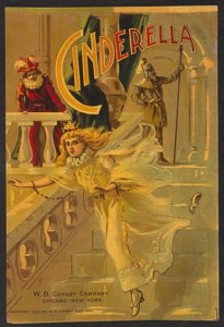 Cinderella Illustration