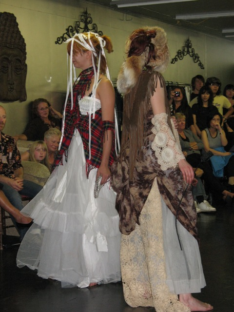 Bohemia and ODP Fall Fashion Show Wedding Dresses 2