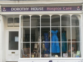 Dorothy House charity shop