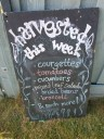 plastic free and supermarket free: locally grown veg in Ardnamurchan, Scotland
