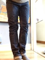 #secondhandfirst week: £10 jeans from TOAST