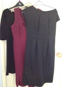 Project 333 Autumn 2015: dresses