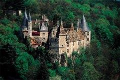 Chateau de la Rochepot 3