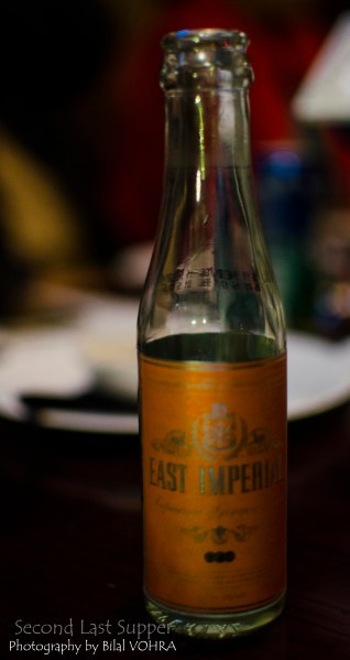 East Imperial (Ginger beer) Non-Alcoholic