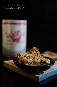 Cranberry & Sesame Granola Bar