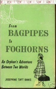FROM BAGPIPES TO FOGHORNS VINTAGE 1953 BOOK BANIS