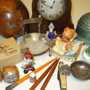 Curios, Historical Collectibles, Vintage Treasures