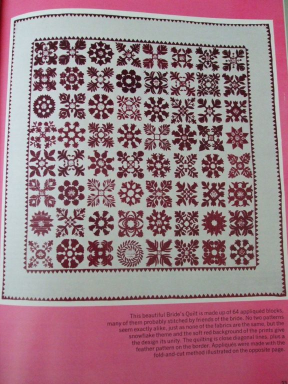 Mccall S How To Quilt It Patchwork Applique Designs
