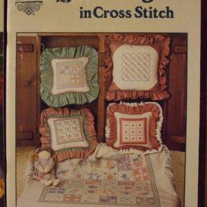 Quilt Designs In Cross Stitch Patterns 1992
