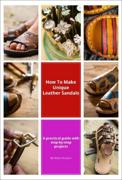 Leather sandal making eBook