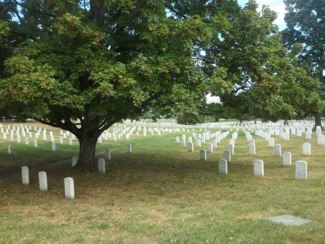 washington arlington cemetery