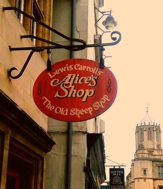 alice's shop oxford