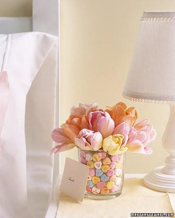 Ваза с конфетами Diy Цветы вазы и цветочные горшки