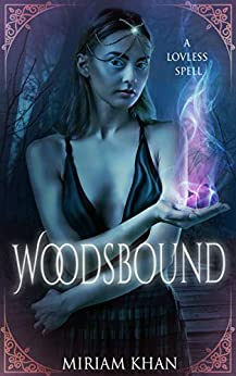 Cover image for Woodsbound