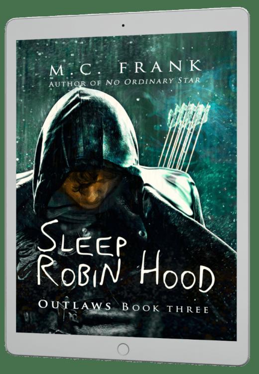 kindle image of Sleep Robin Hood