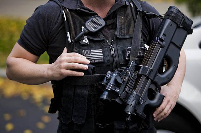 Weapon Secret Agent Service