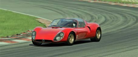 Assetto Corsa Tipo 33 stradale 2