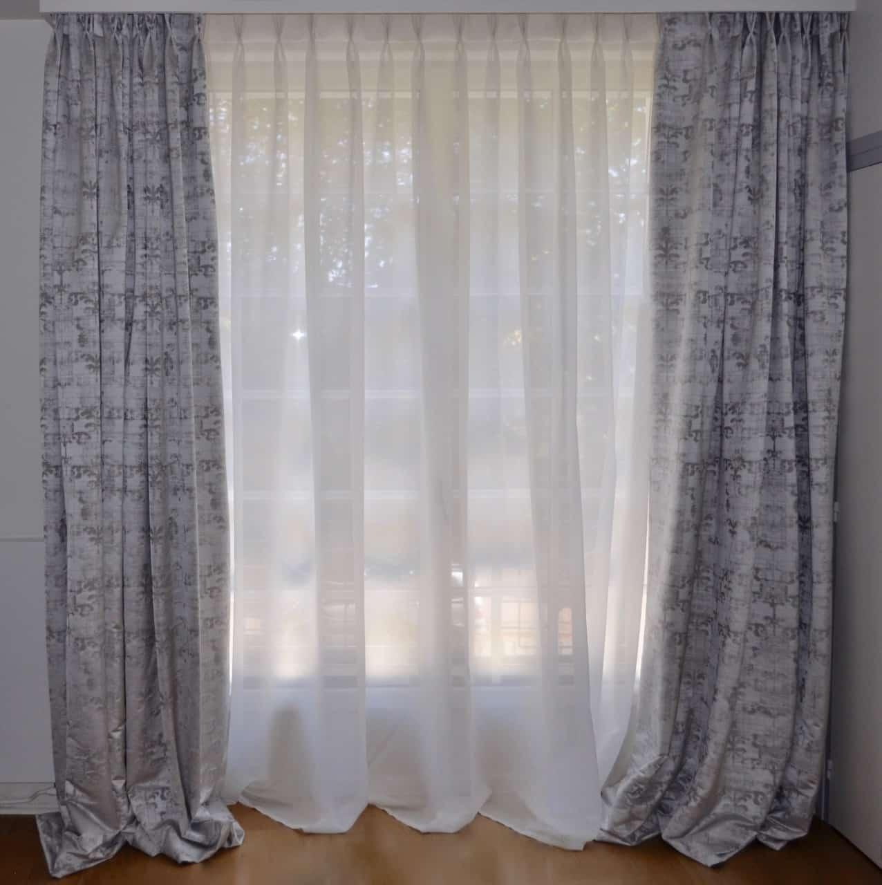 rideaux et voilages tissus nya