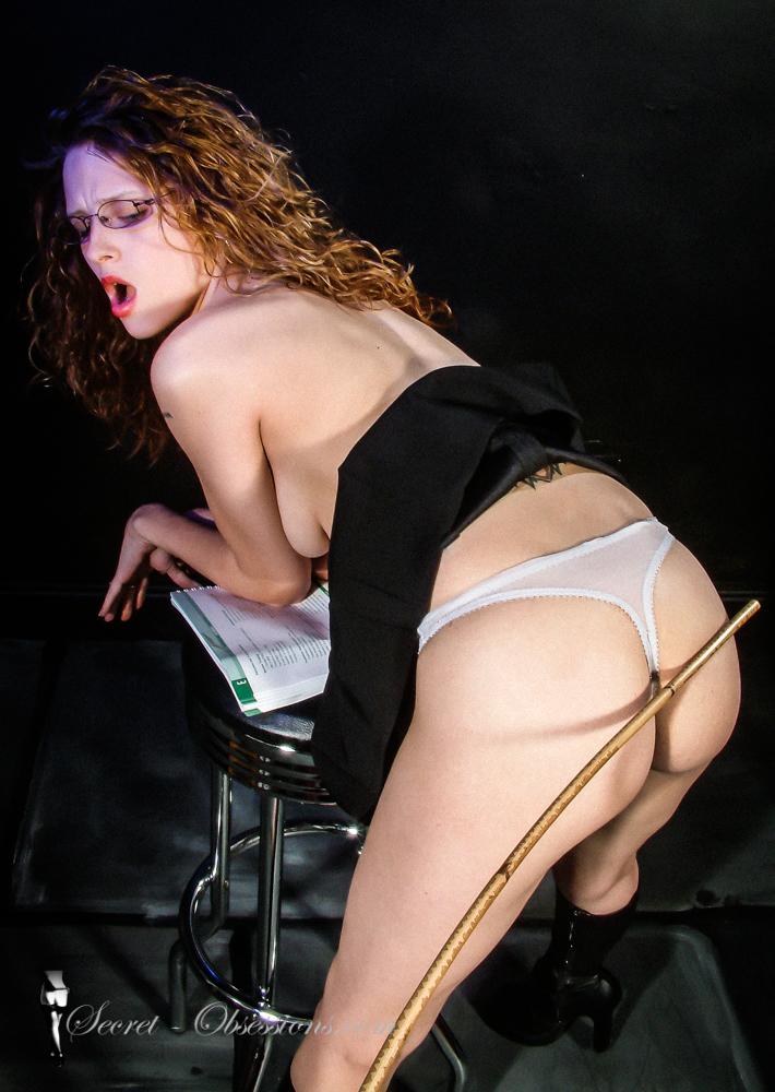 The Secretary Punished
