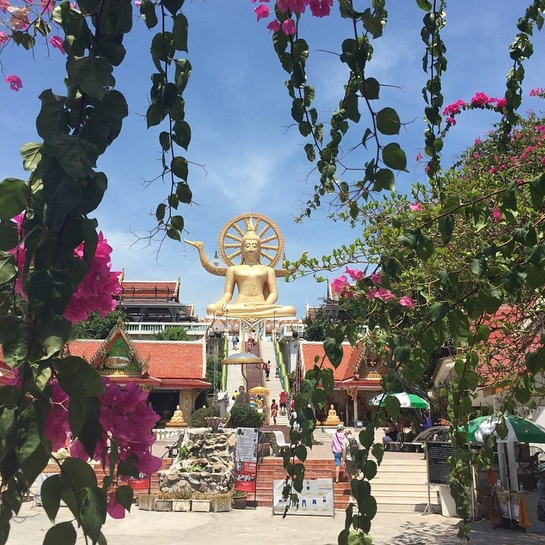 Big Budha in Koh Samui