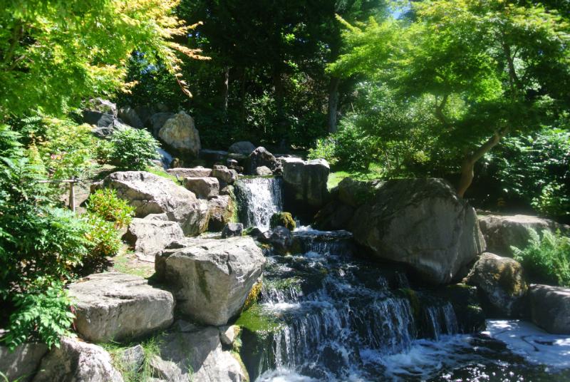 Kyoto Garden in Holland Park London