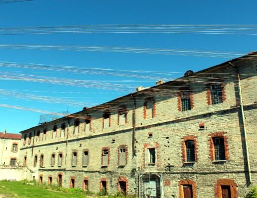 Patarei Prison in Tallinn