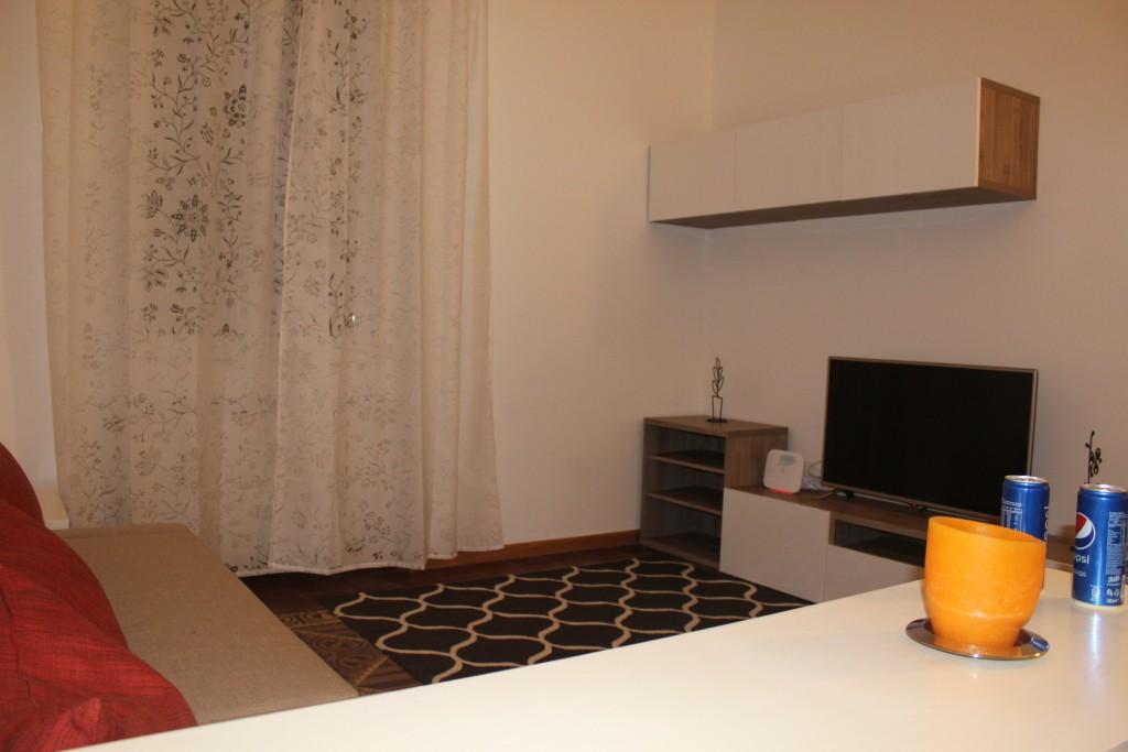 living room in Milan