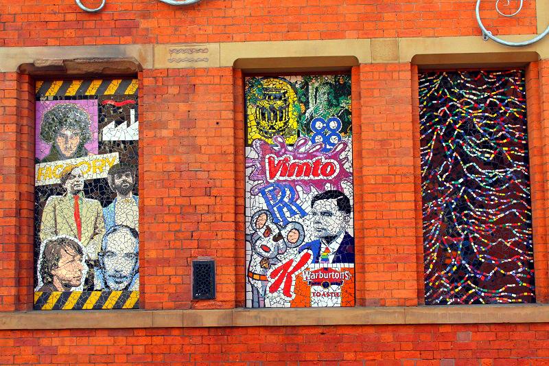 streetart in Manchester