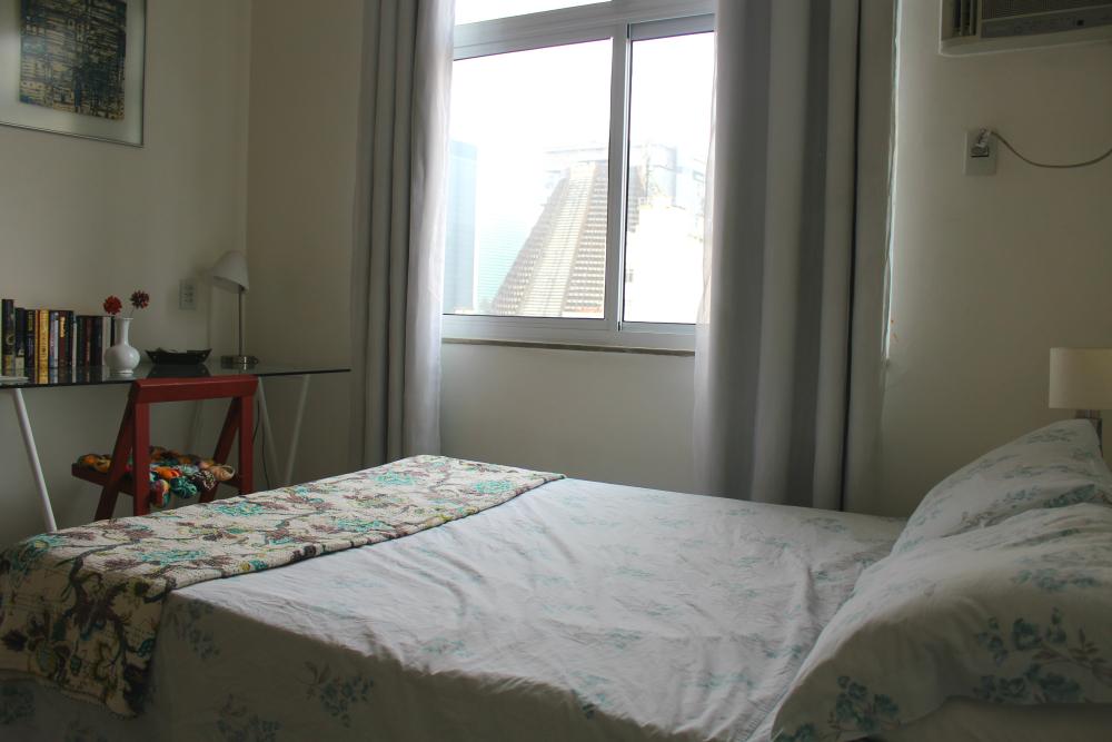 apartment in lapa - rio bedroom