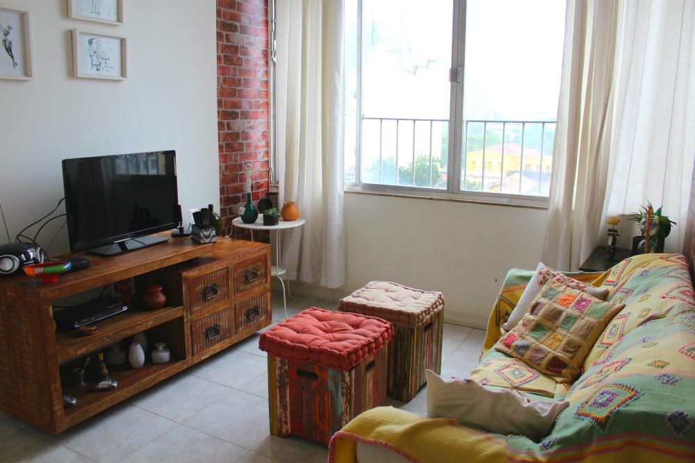 apartment in lapa - rio living room