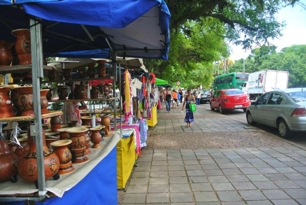 farmers market in Porto Alegre