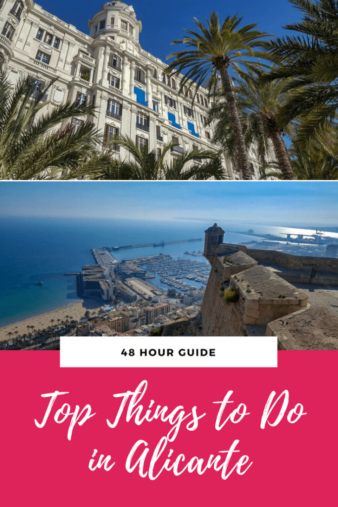 Top things to do in Alicante, Spain