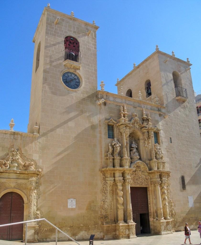church in Alicante