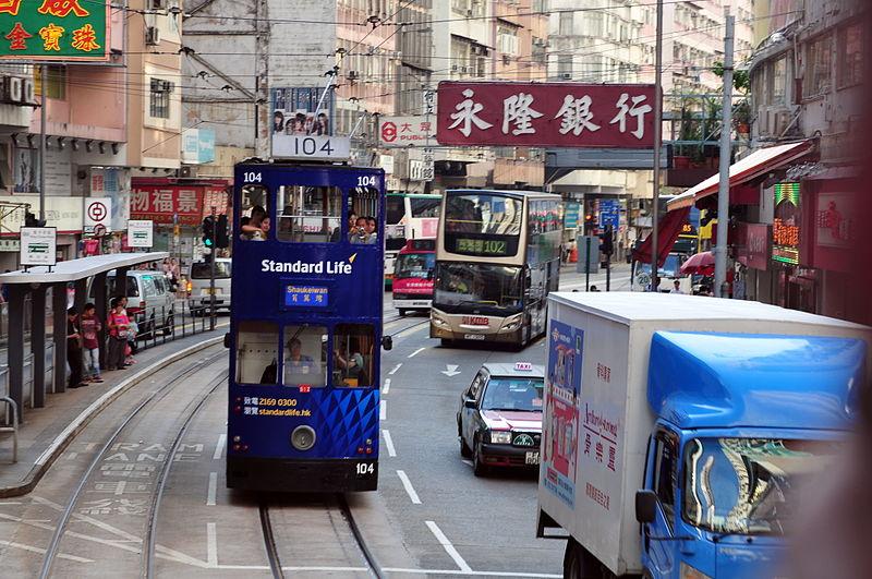 Hong Kong public transport