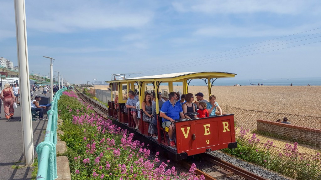 heritage train in brighton