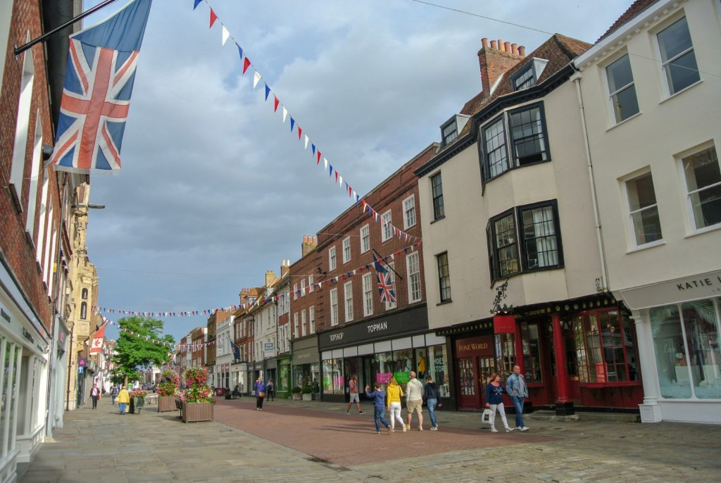 Chichester High Street