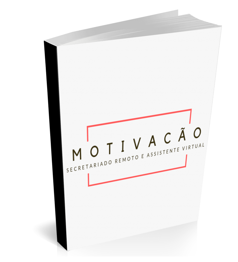 """e book capa motivação 768x845 - E-book """"Motivação"""""""