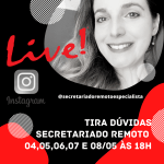 Tira Dúvidas – Live Instagram