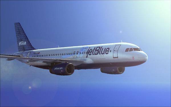 Jet Blue Barbados